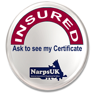 NarpsUK INSURED Emblem